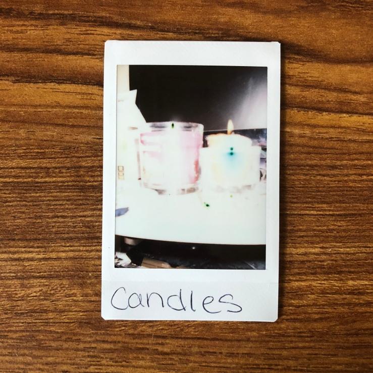 Candles November 2017